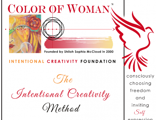 An Eye On Intentional Creativity:: Layers Exhibit