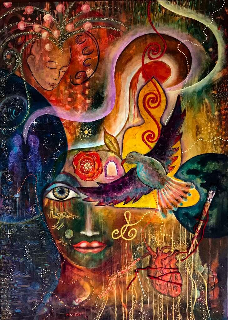 Inner Freedom - Margo Helene van Strien Sonneveld