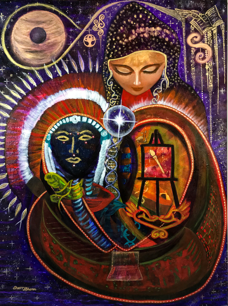 Serving the Great and Sacred Awakening - Sherry Banaka