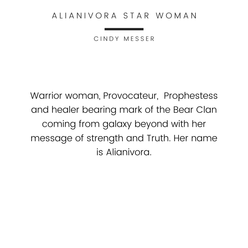 Alianivora Star Woman