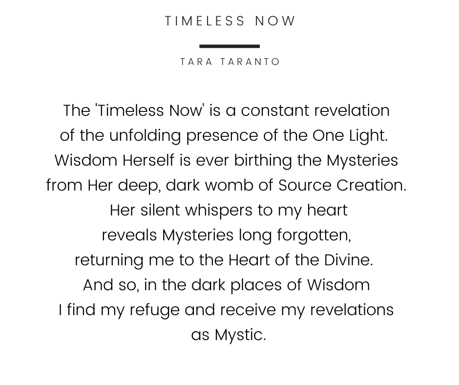 Timeless Now