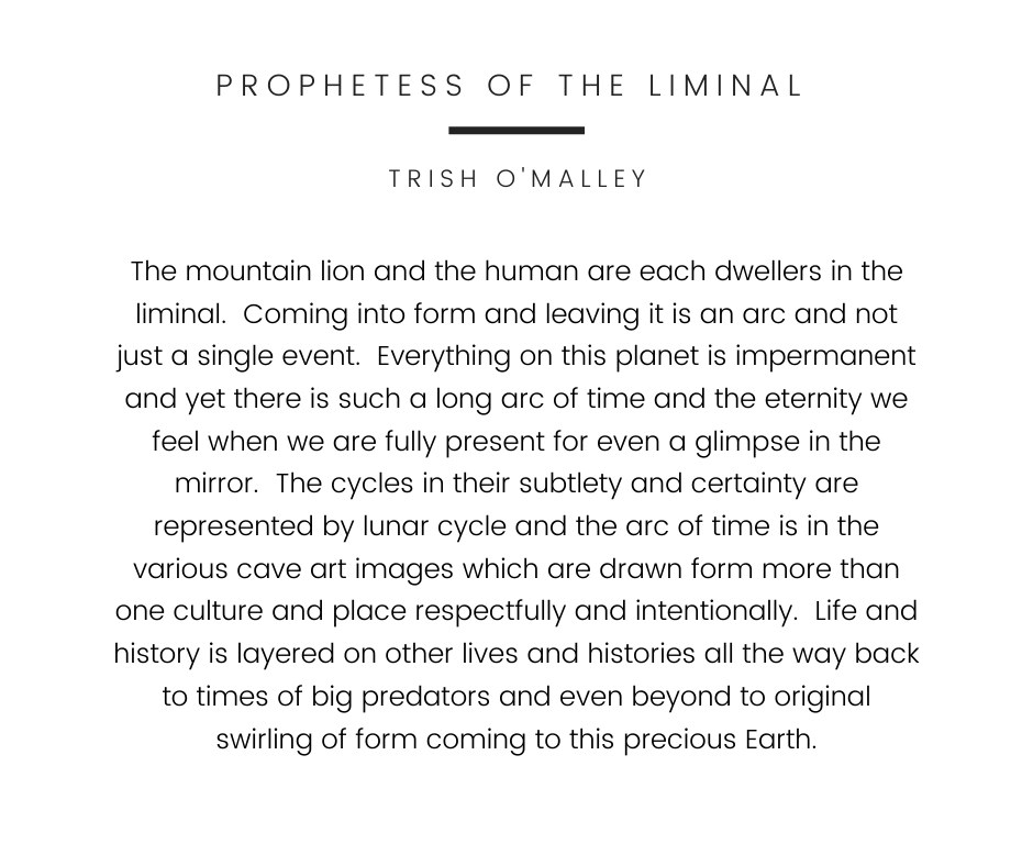 Prophetess of the Liminal